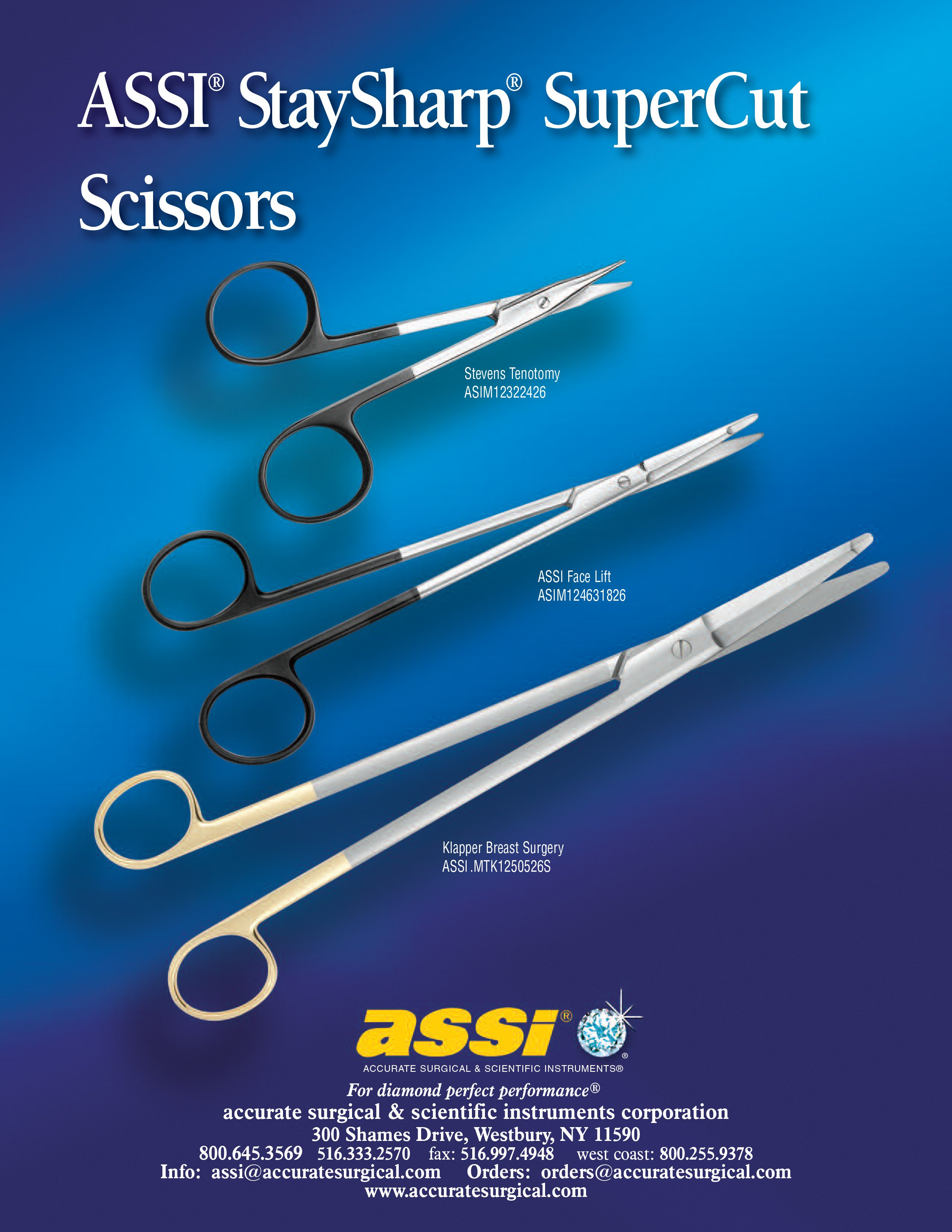 Accurate Surgical Brochure