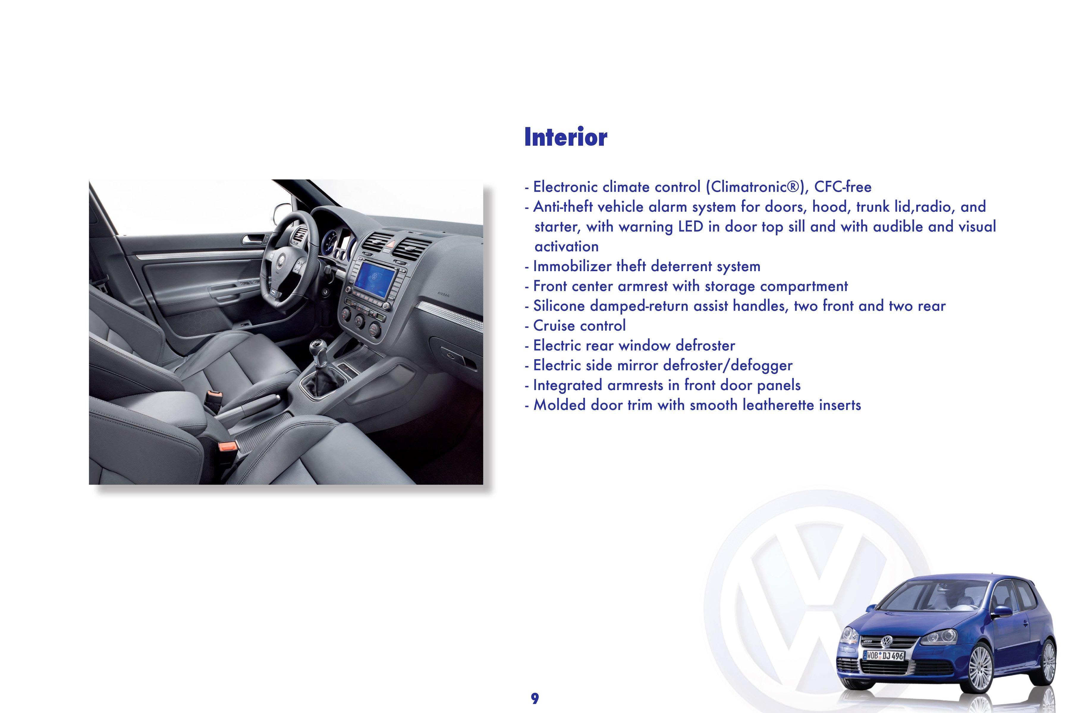 Volkswagen R32 Catalog