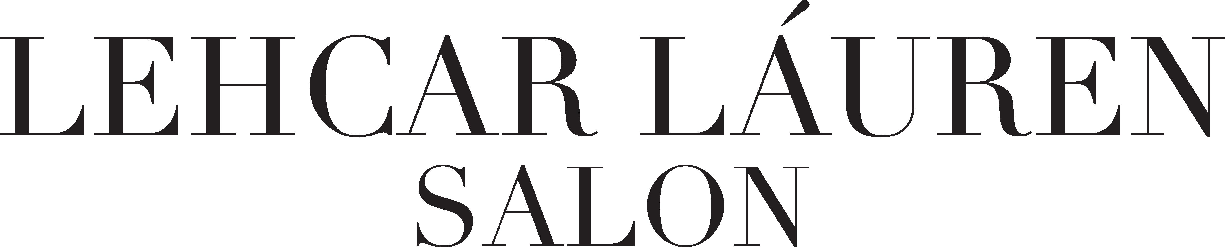 Lehcar Láuren Salon Logo