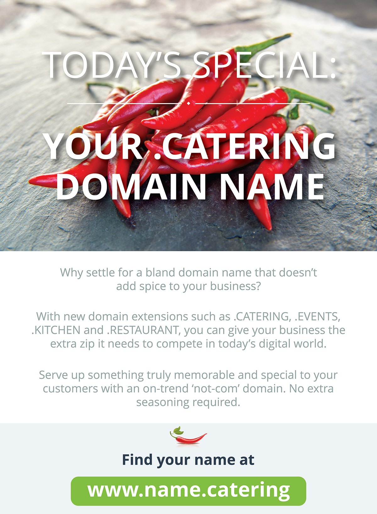 Catering Newsletter